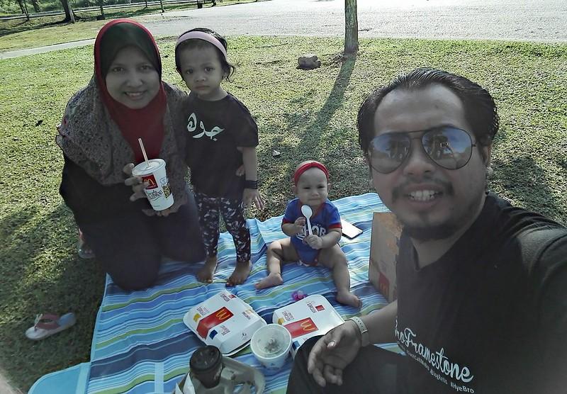 Detik Minggu Yang Ditunggu, Nikmat hujung minggu, Selesa Hujung Minggu Bersama keluarga