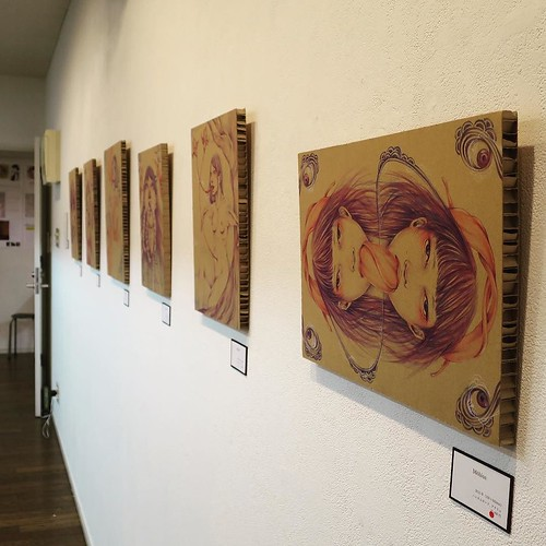 作品展は、3月13日まで。