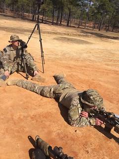 First Coast Guardsmen graduate from Army Sniper School