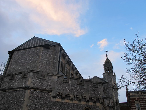 Abbey United Reformed Church, Romsey