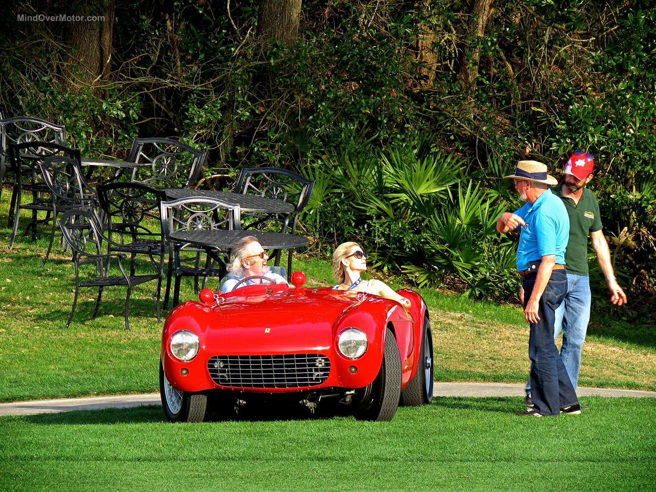 Amelia Island 2016 Ferrari 375 MM