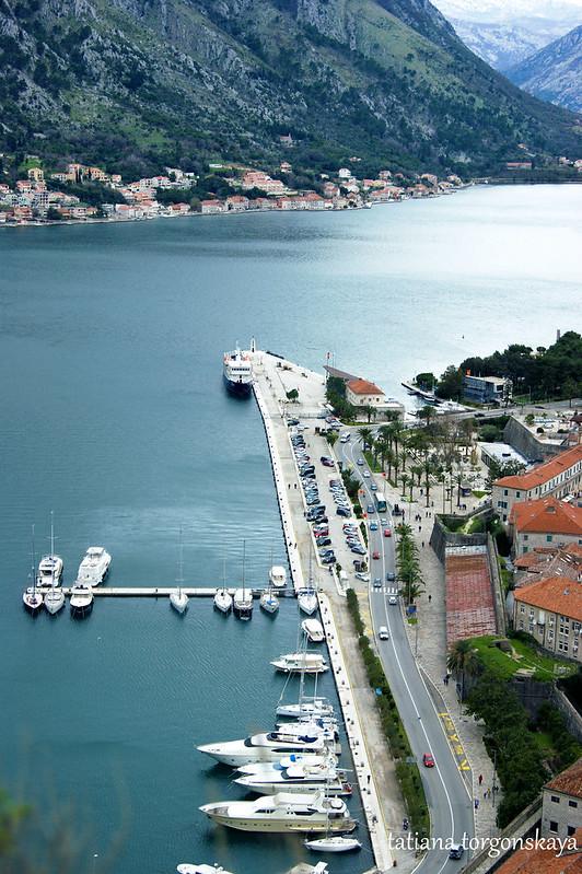 Которский порт