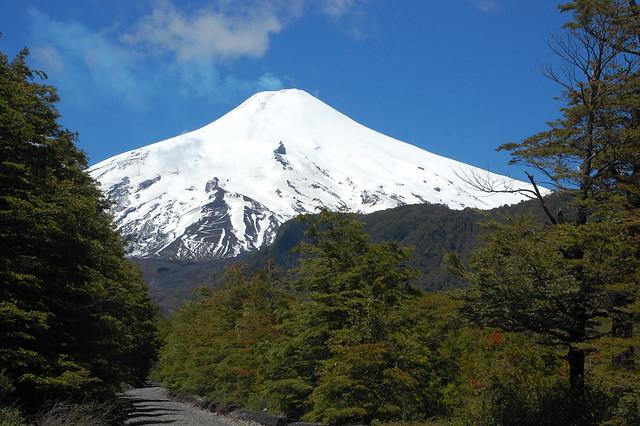 Volcán Villarica, Parque Nacional Villarica, Pucón, Chile