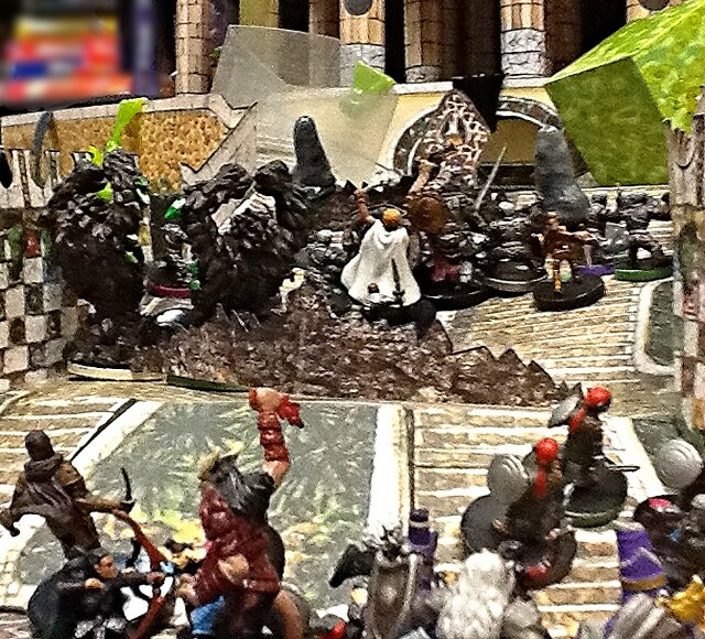 The 2nd Battle of Blingdenstone