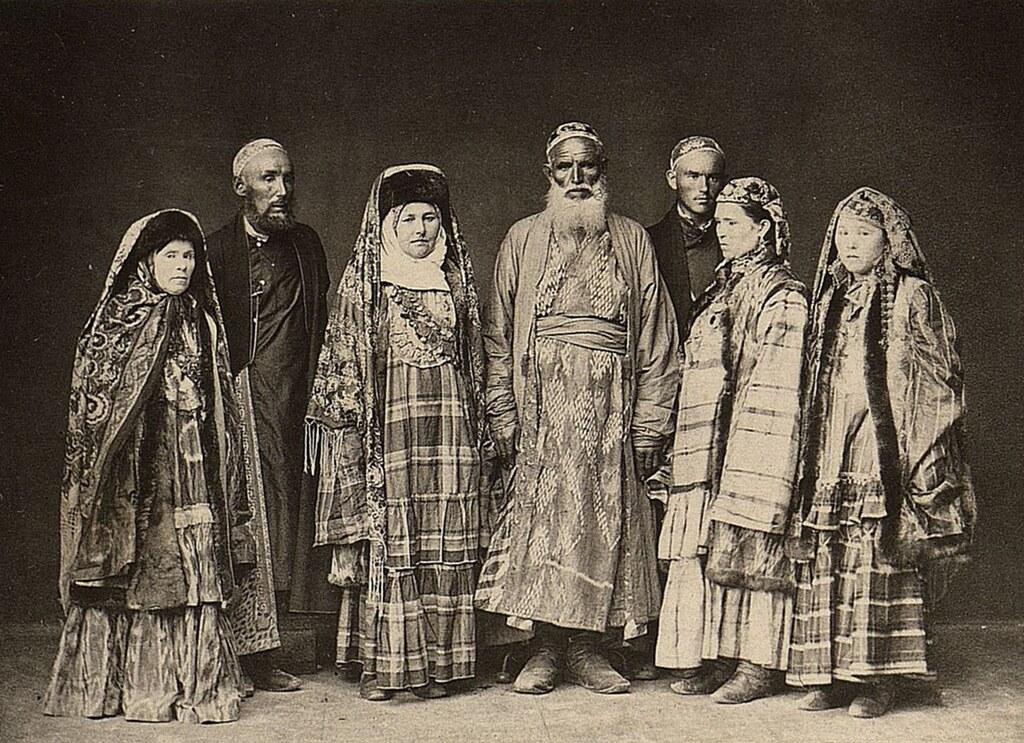 № 1. Татары