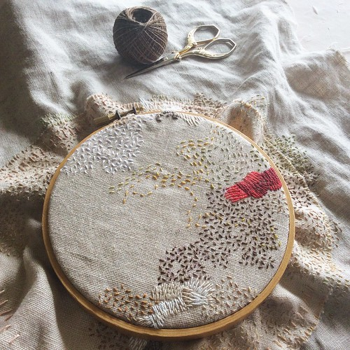 Stitch Journal, Day 86