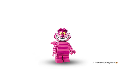 LEGO Collectible Minifigures 71012 - Disney - Cheshire Cat