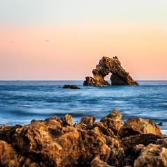 Little Corona Del Mar Arch