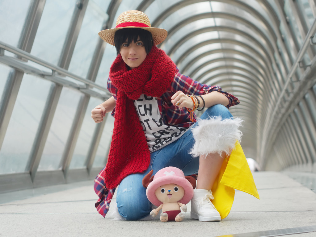 related image - Shooting Luffy - One Piece - La Défense - Paris - 2016-03-29- P1310144