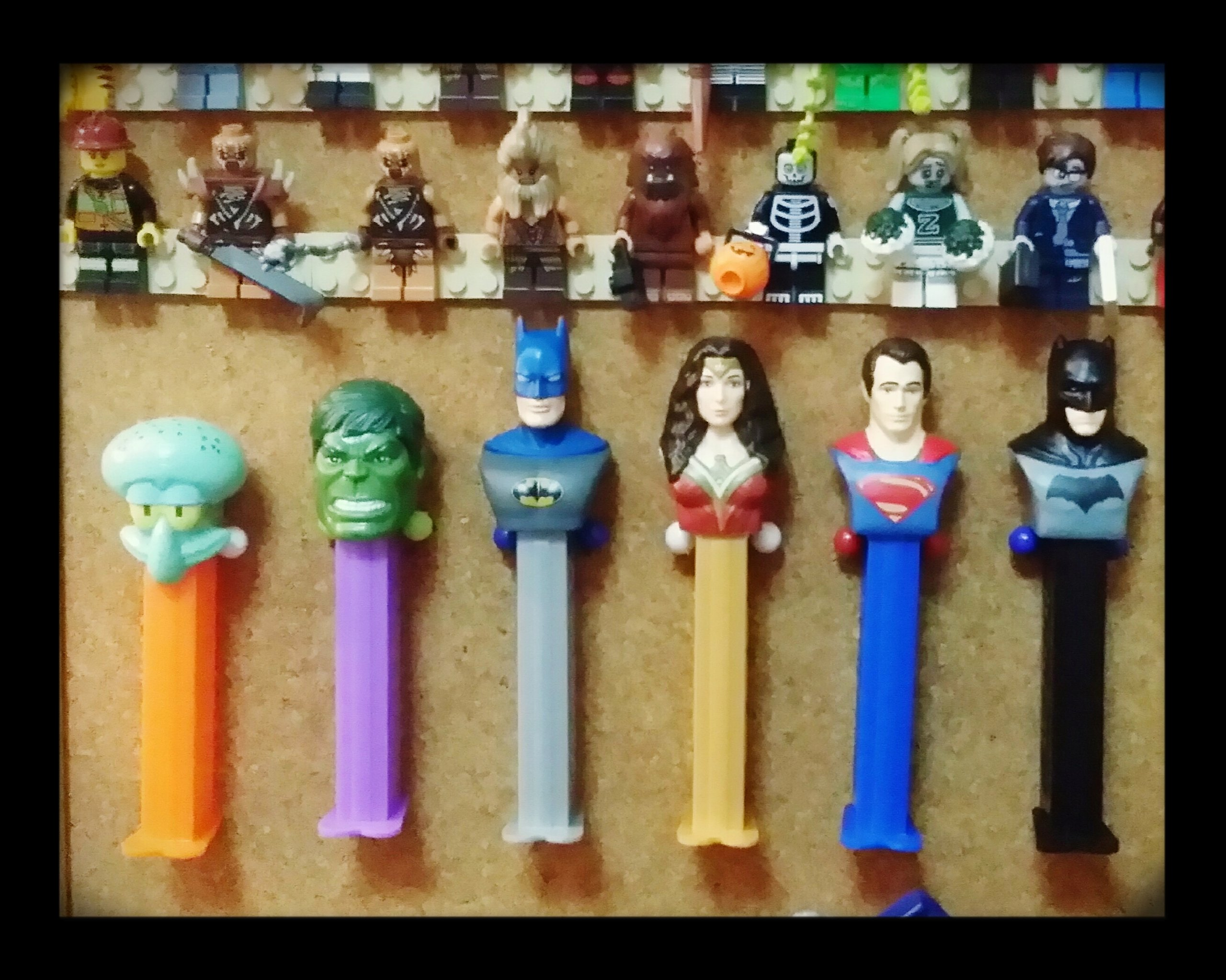 My boy is starting a PEZ collection!