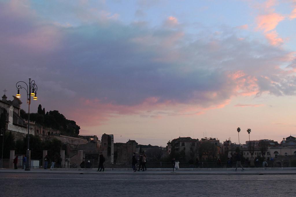 City-Break-Rome-Italy-City-Guide-Sunset