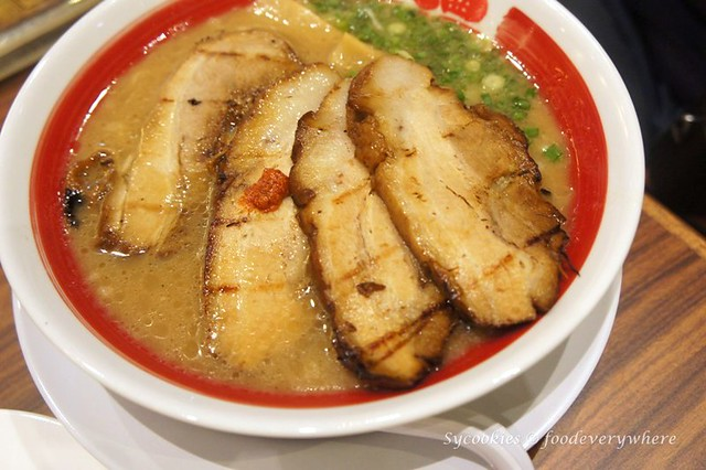 6.Bariuma Ramen @ Jaya Shopping Centre