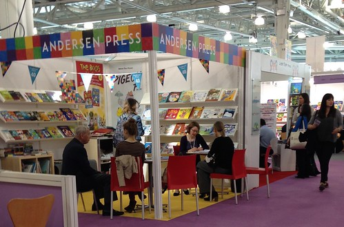 Andersen Press at London Book Fair