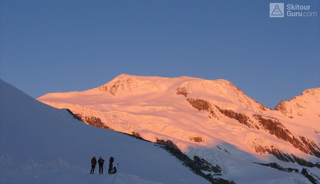 Alphubel Walliser Alpen / Alpes valaisannes Switzerland photo 04
