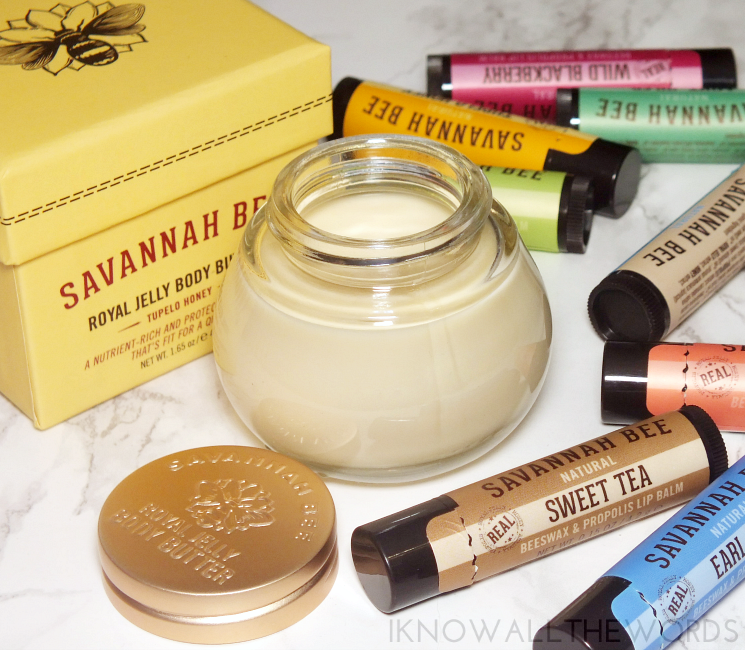 savannah bee tupelo honey body butter (2)