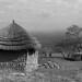 Swaziland huts