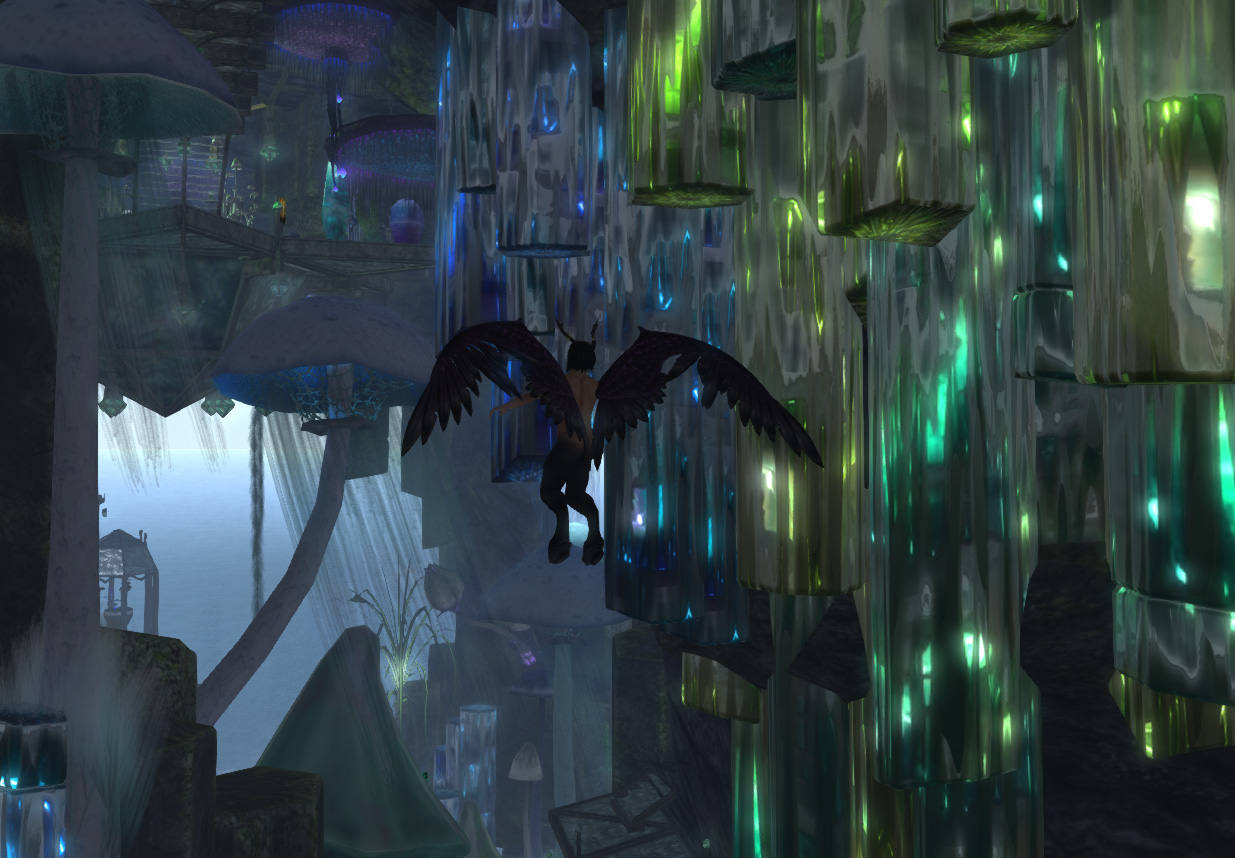 Fantasy Faire - In Otherworld as a Flying Qilin