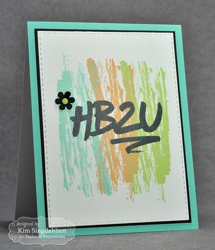 TE Bold Brushstrokes #2