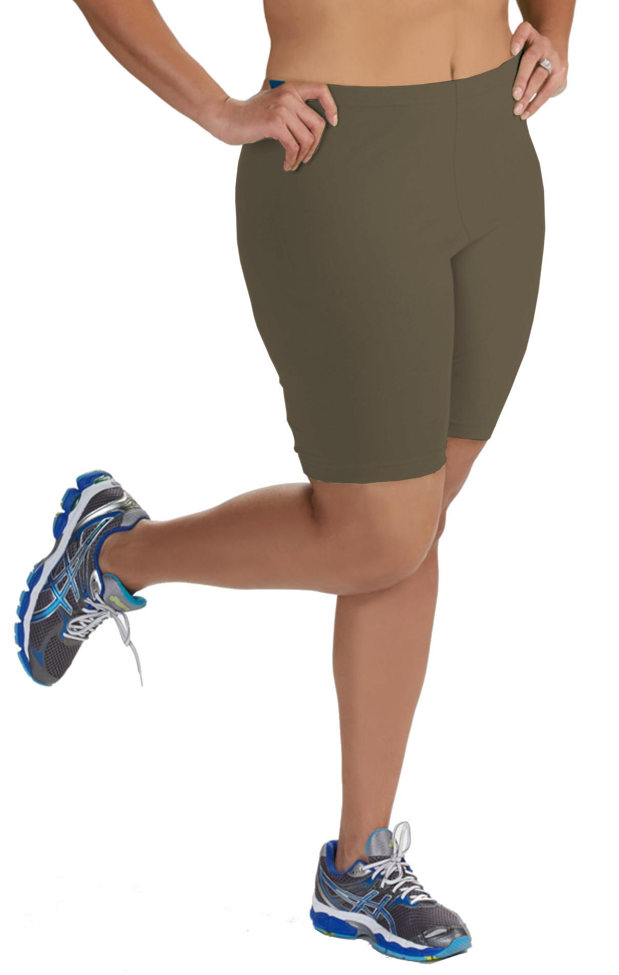hanes her way bike shorts