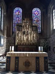 High altar, St Mary de Castro