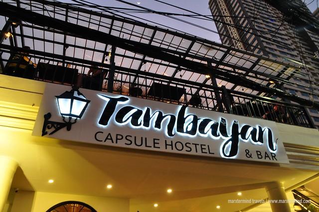 Tambayan Capsule Hotstel & Bar
