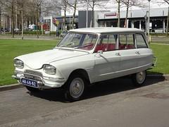 1965 Citroën Ami 6 Break