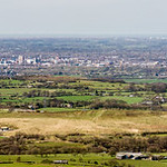Central Lancashire Panorama