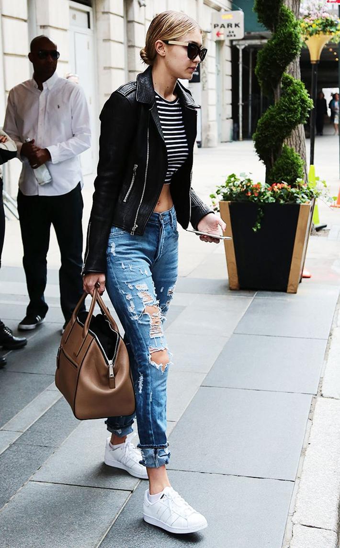 Gigi Hadid Style Fashion Street style8