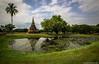 Sukothai ruins, Thailand