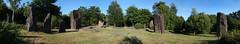 Les alignements des « Pierres Droites » près de Monteneuf - Morbihan - Août 2015 - 08