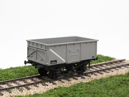 2mm scale wagon