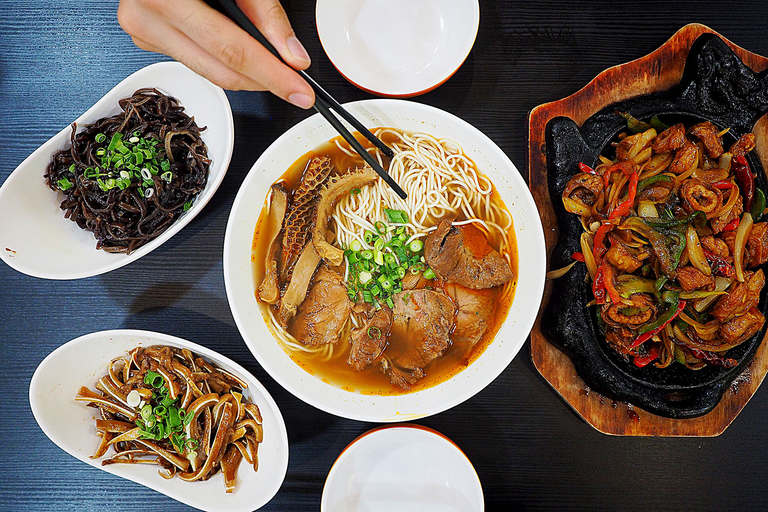 Granny's Noodle, Burwood. Sydney Food Blog Review