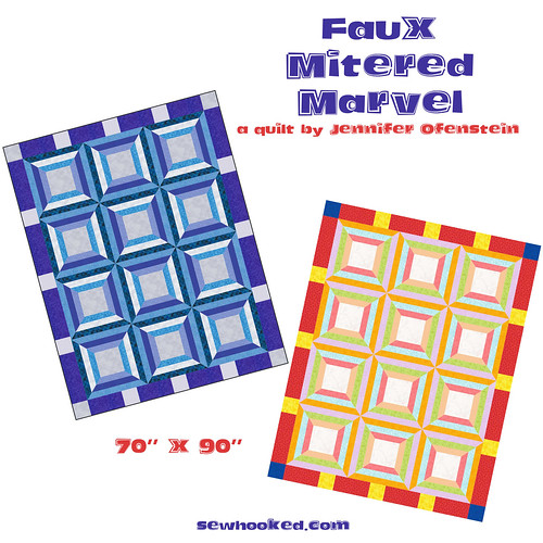 Faux Mitered Marvel
