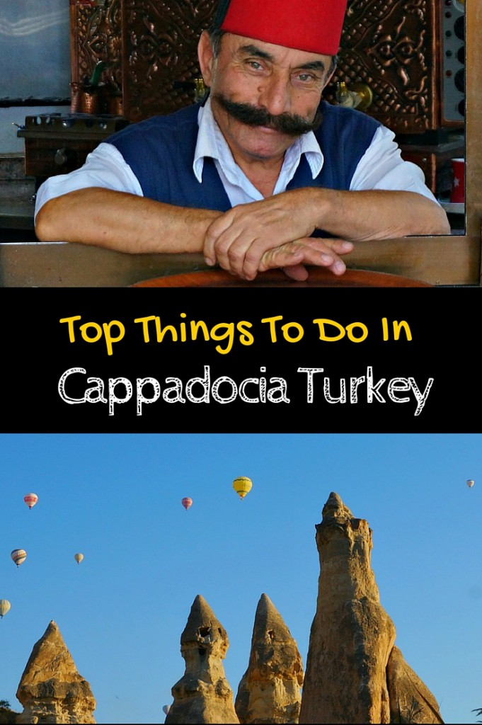Top Things To Do in Cappadocia Turkey