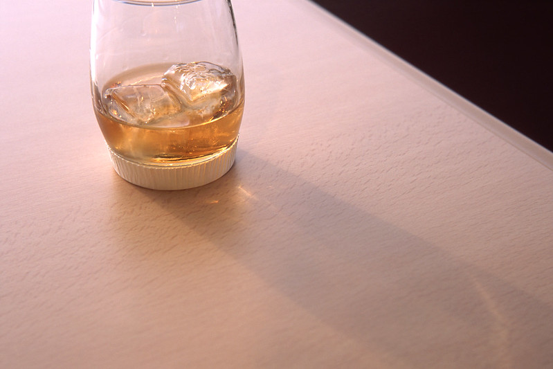whisky and you, a glance, a lovely... (at ニッカウヰスキー北海道工場・余市蒸溜所)