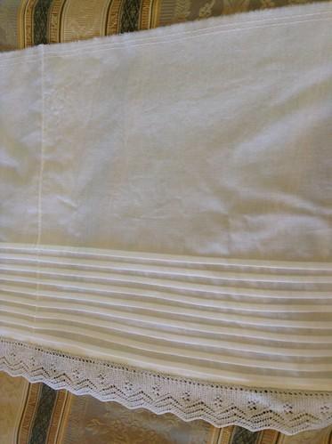 Petticoat Flounce