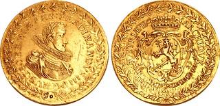 Ferdinand III Coronation coin