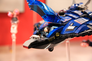LEGO Marvel 76051 Super Hero Airport Battle 6