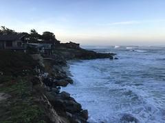 Half moon bay high tide and 10-15
