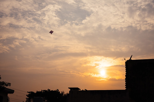 travel sunset india kite landscape kites punjab dearth in hoshiarpur