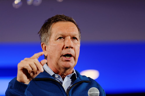 Governor of Ohio John Kasich at NH FITN 2016