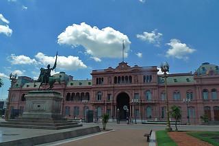 Buenos Aires - Casa Rosada