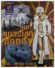Random Art Generator- 1 of 2…The Russian Agent
