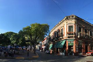 Buenos Aires - Plaza Dorrego