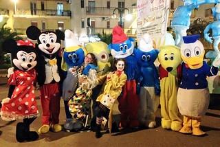Noicattaro. CarnevaNoja 2016 front