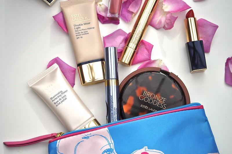 Estée Lauder Makeup bag makeup 3