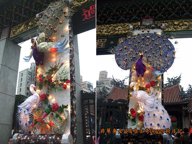 龍山寺花燈&小燈籠11