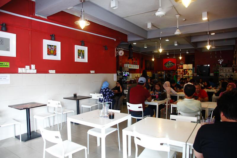 Dapur Sarawak Restaurant KL