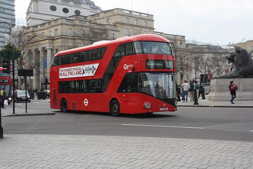 London Central LT425 LTZ1425