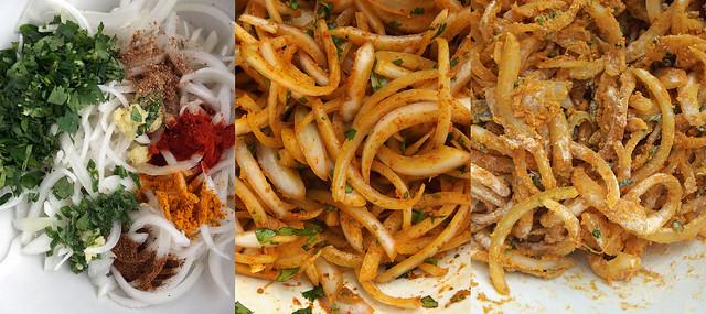 Recept Onion Bhaji